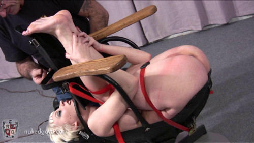 Office Chair Gets Fucked