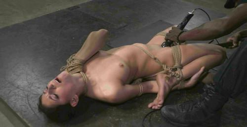 Sex Yoga Slut In BDSM Action