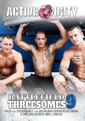 Active Duty – Battlefield Threesomes Vol.9 Full Hd (2020) [Gay Full-length films,Billie Starz,Oral Sex,Bareback,Anal Sex]