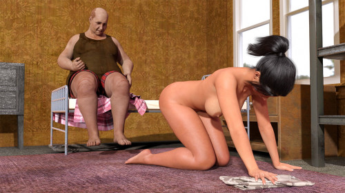 Downfall A Story of Corruption v0.06 CG [3D Porn Comic,humiliation,exhibitionism]