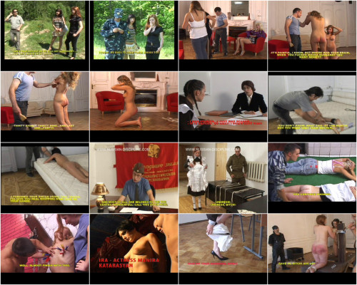 Hot Excellent Full Sweet Beautifull Collection Russian Discipline. Part 2.
