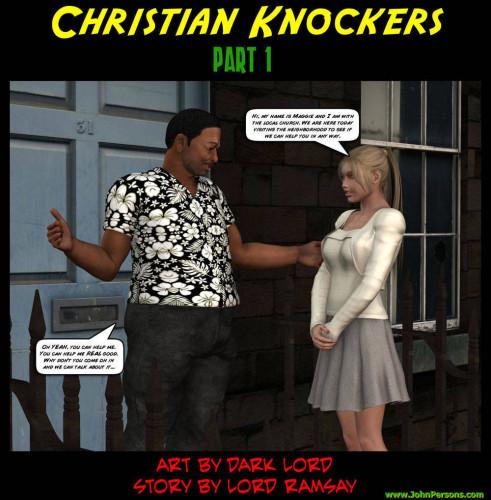 Christian Knockers [stockings,schoolgirl,darklord]