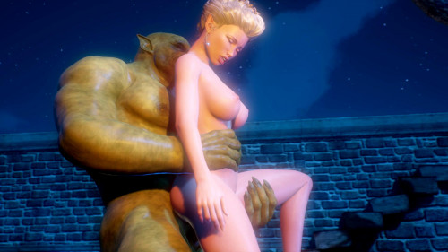 Mysterious Sex Ritual With Orc