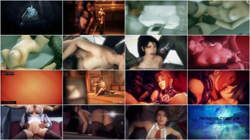 Kunoichi 2: Fall of the Shrinemaiden - 3d HD Video