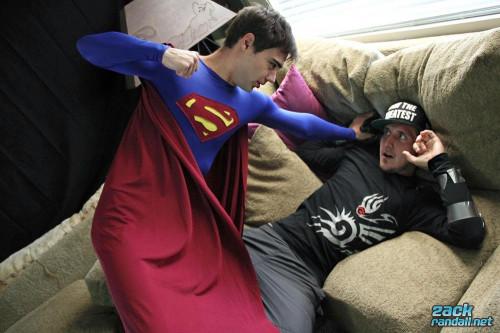 ZR - Zack Randall and Wyatt Blaze - Our Hero Gets His Revenge