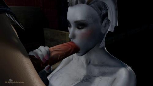 Biological Seduction [2019,All sex,3D]