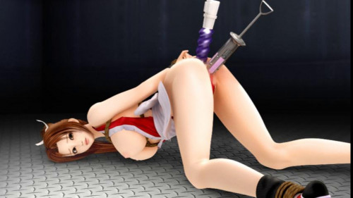 Bondage Marionette Shame Touki Li [2016]