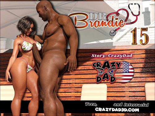 CrazyDad3D - Doctor Brandie 15 [big black dick,3D Porn Comic,crazydad3d]