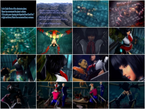 Ararza vol.31 - Drowned down female warrior itaburareru onnasenshi HD 3D New 2013