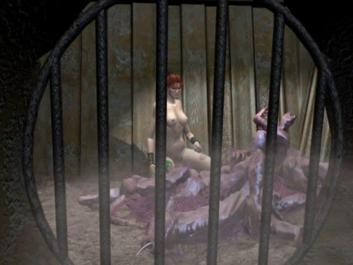 Pornomation 2: ZUMA tales of a sexual gladiator