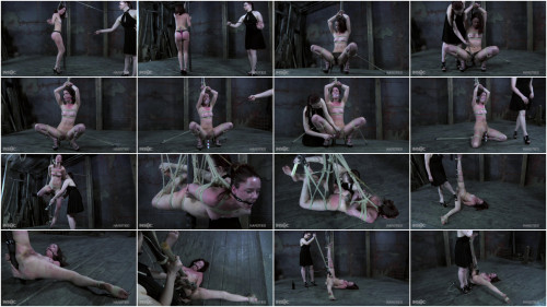 Rough Humiliation For New Slave
