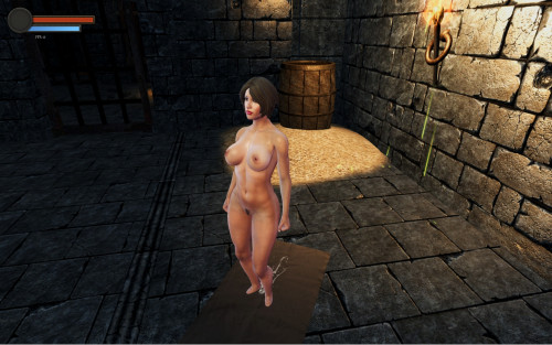 The Last Barbarian Version 0.9.8 [2020,Male domination,Anal sex,Big ass]
