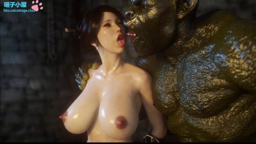 Secret of Beauty 4 [Big Ass,Big Breasts,Animation]