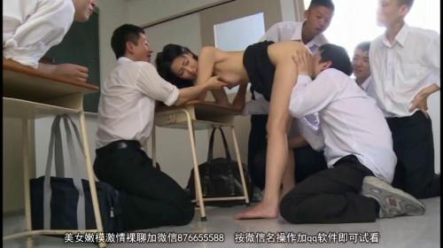 乱交は、女性先生に恥をかかせました-アキラ・ナツメ