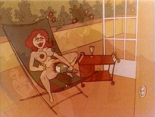 In the bathroom with chicks [1987,Animation,All Sex,Hardcore]