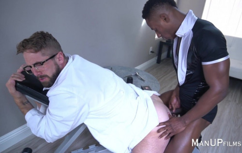 Dr Woods And His Sexy Black Robot Part 2 - Wesley Woods & Liam Cyber