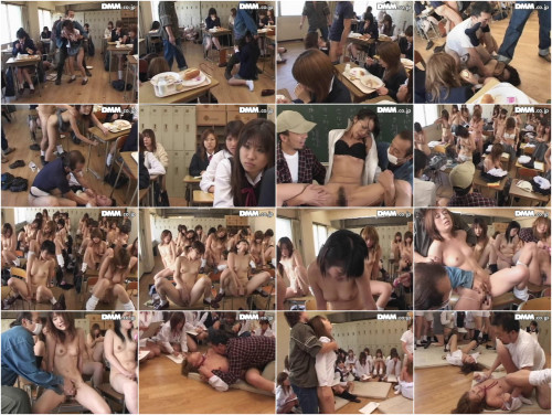 Young Female School Group Jack - pt.1