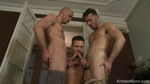 Three Of A Kind - Kris de Fabio, Marcos Oliveira, Diego Summers 720p