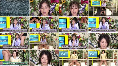 Female Announcer Facial