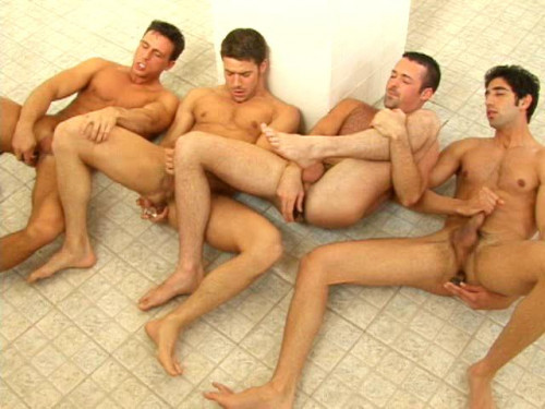 RB - Sebastian Rivers, Shawn Harriri & Reese Rideout & Chris Rockway