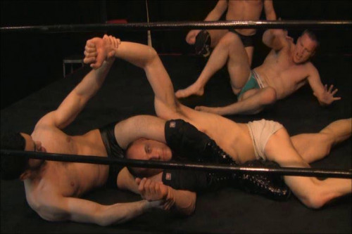 Muscle Domination Wrestling - S04E03 - Tag Team Torment 2