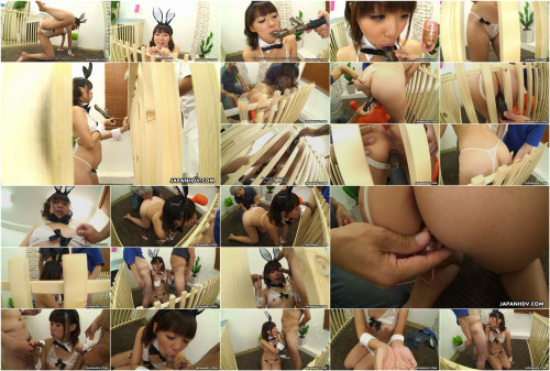 Saki aimi is like a pet when it comes to sex