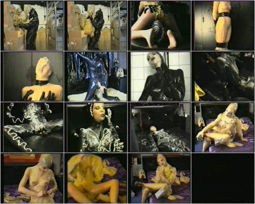 Marquis - Latex & Rubber Video Pack, Part 2