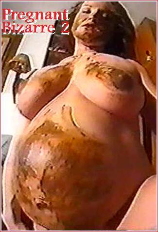 Pregnant Bizarre 2 Scat