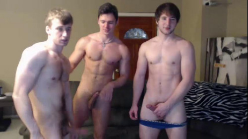 Dmitry Dickov, Jaden Storm and JJ Swift