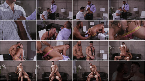 Noir Male - The Job Interview - Seth Santoro, Ray Diesel 4K