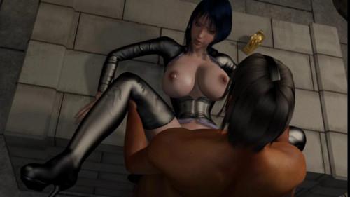 Robin-chan in captivity [2016,big dick,big tits,straight]