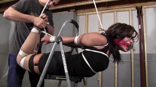 Girl Next Door Bondage by Steve Villa Part 3 [BDSM]