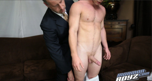MormonBoyz – Elder Roberts & Patriarch Smith – Disciplinary Action Part 1