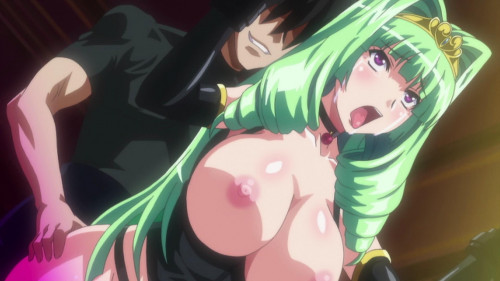 Hentai princess with big tits fucked hard [2013,Monsters,Princess,Big tits]