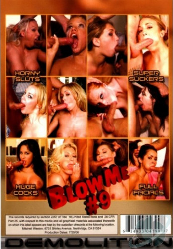 Blow Me 09