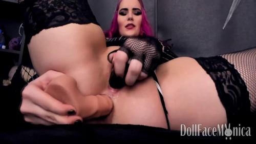 Pornhubpremium DollFaceMonica MegaPack [Fisting and Dildo]