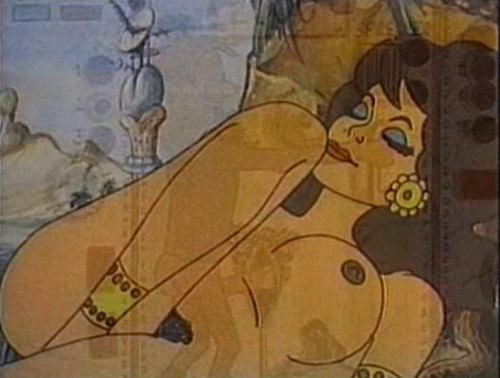 Cartoons for adults [1984,Adult Animation]