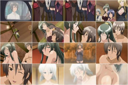 Kiriya Hakushakuke No Roku Shimai Ep. 1