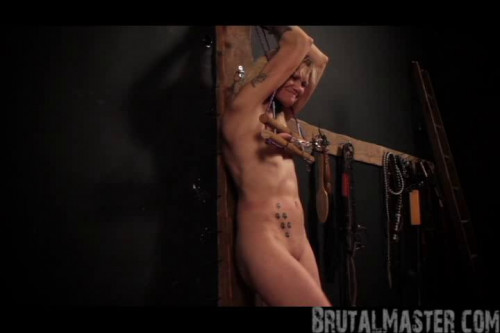 The Top Bdsm Porn Brutalmaster part 3 [BDSM,Sadism ,Corporal Punishment,Bondage]