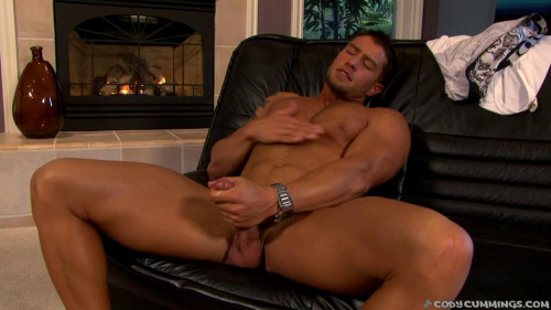Big Dick Anal Sex part 1 [2011,Gay Solo,CodyCummings,Tattoo/Piercing,Oral/Anal Sex,Brunette]