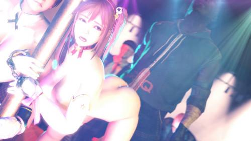 Honoka Strip Club [Creampie,Dildo,Gangbang]