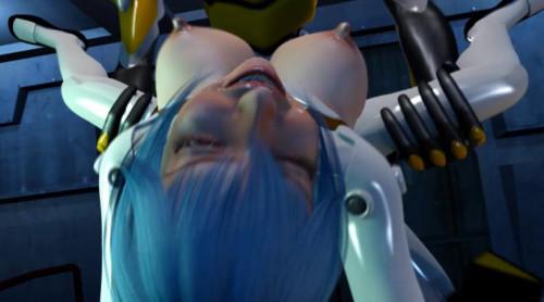Erogelion [2014,Pregnant Woman,Robot Sex,Big Tits]