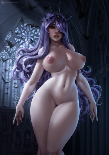 LumiNyu Artwork Collection [witch,blowjob,big breasts]