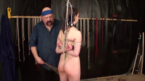 Beautiful women for pleasure part 5 [2016,BDSM,TightnBound, Orgasms,Bondage,Toys]