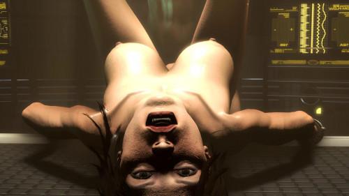 Damnation: Lara Croft (1080p)