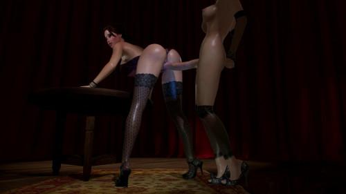 Seline and Caroline - An Unusual Encounter