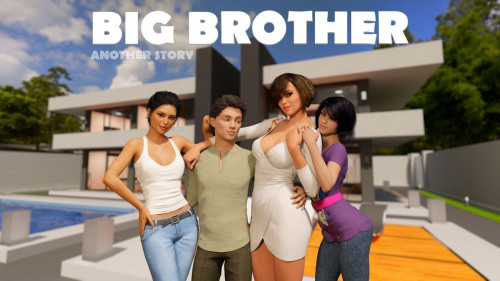 Big Brother Another Story [animated,anal,masturbation]