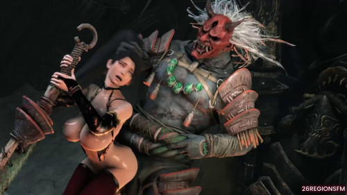 Momiji - demon hunter