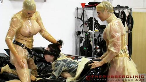 Therubberclinic 2006-2015 Videos Part 14 [BDSM Latex]