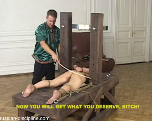 Beautifull Hot Russian Discipline Hot Excellent Full Sweet Collection. Part 3. [2020,BDSM]